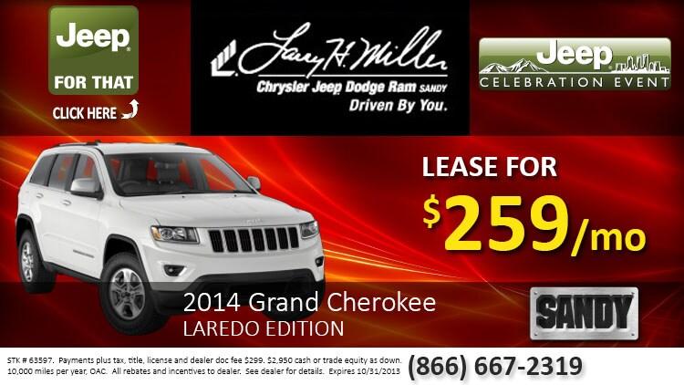 larry h miller chrysler jeep dodge ram sandy salt lake city west valley city draper car. Black Bedroom Furniture Sets. Home Design Ideas