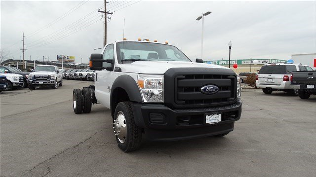 2016 Ford F-550 Chassis XL Truck Regular Cab