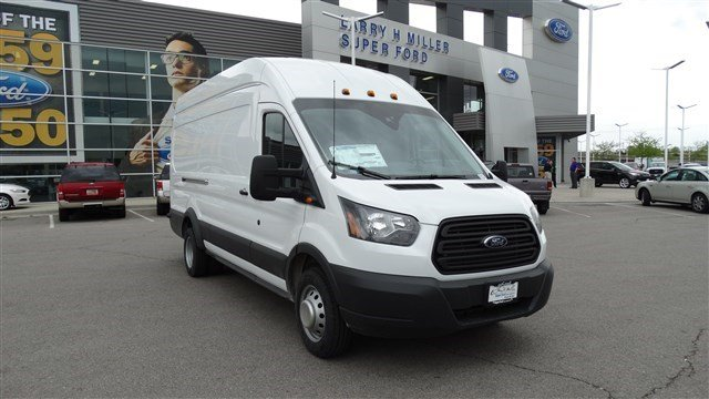 2016 Ford Transit-350 Base Van High Roof HD Extended-Length Cargo Van