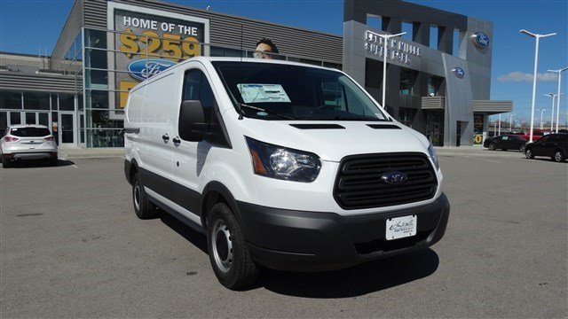 2016 Ford Transit-150 Base w/Sliding Pass-Side Cargo-Door Van Low Roof Cargo Van