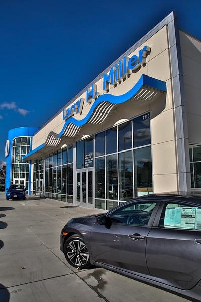 Larry H Miller Honda >> All New Larry H. Miller Honda Dealership - Now Open in ...