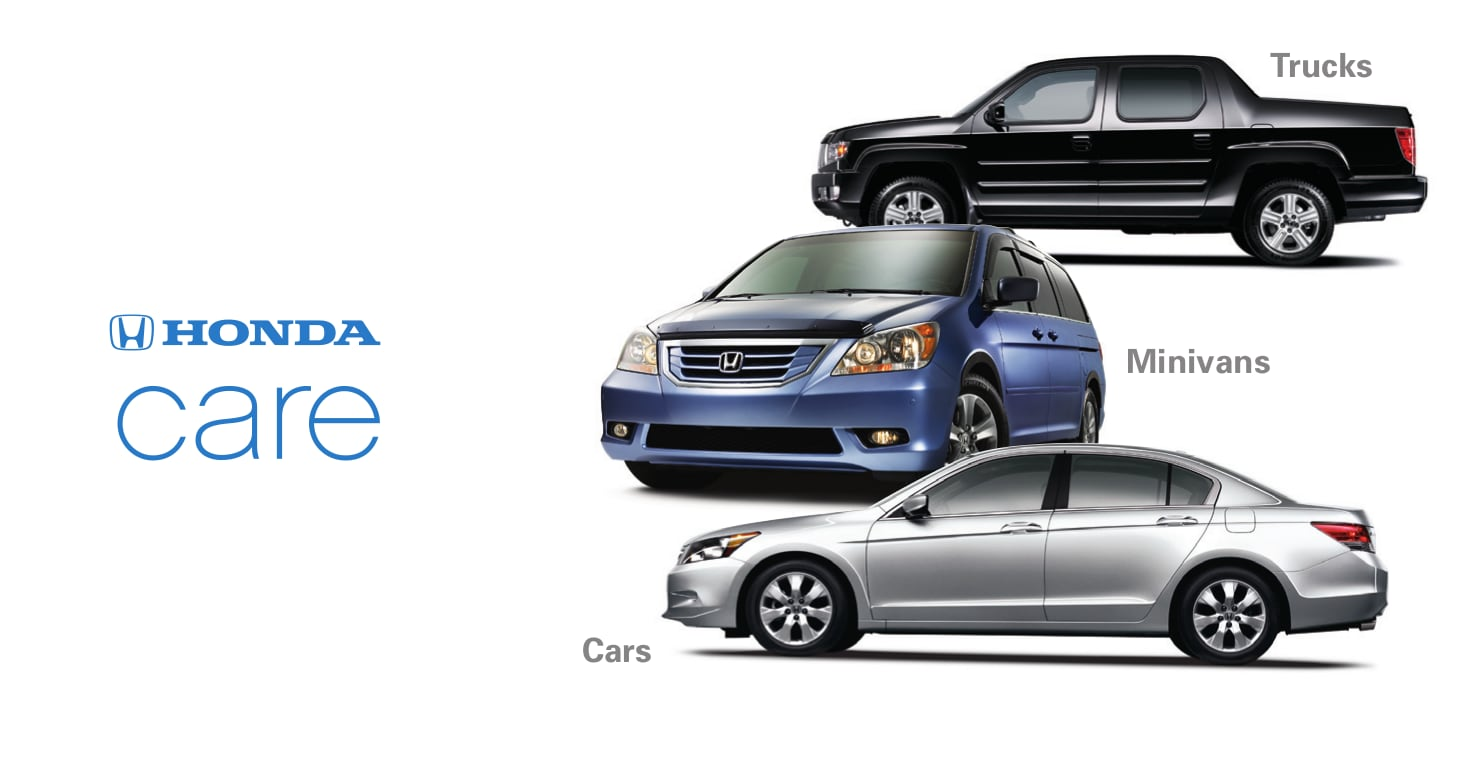 About the Honda Certified PreOwned Program