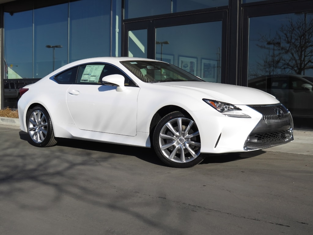 2016 Lexus RC 300 AWD  Coupe