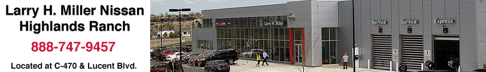 Nissan Dealership Denver