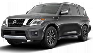 New Nissan Armada corona ca