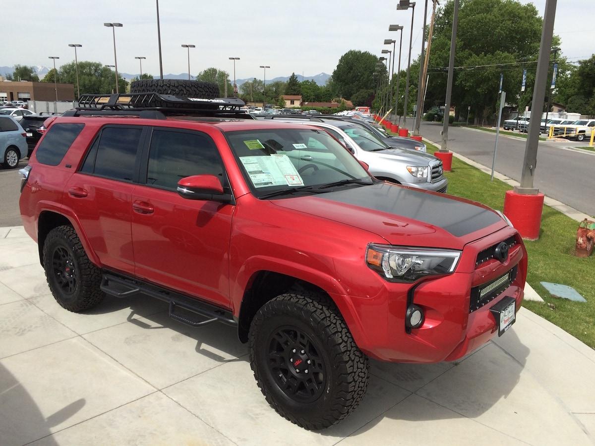 Custom Toyota Trucks Cars And Suvs Larry H Miller