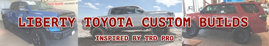 Colorado Springs Custom Toyotas
