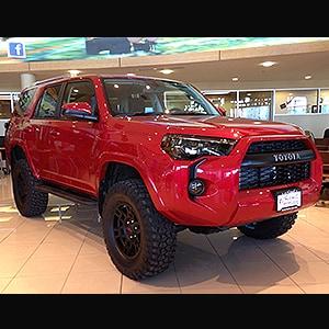 Toyota Dealership Colorado >> Custom Toyota Trucks | Colorado Springs, CO