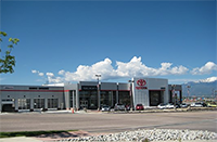 Colorado Springs Toyota Dealership that sells Camry, Corolla, Rav4 & more