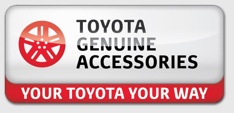 """Why Buy"""" Toyota Approved Accessories? 