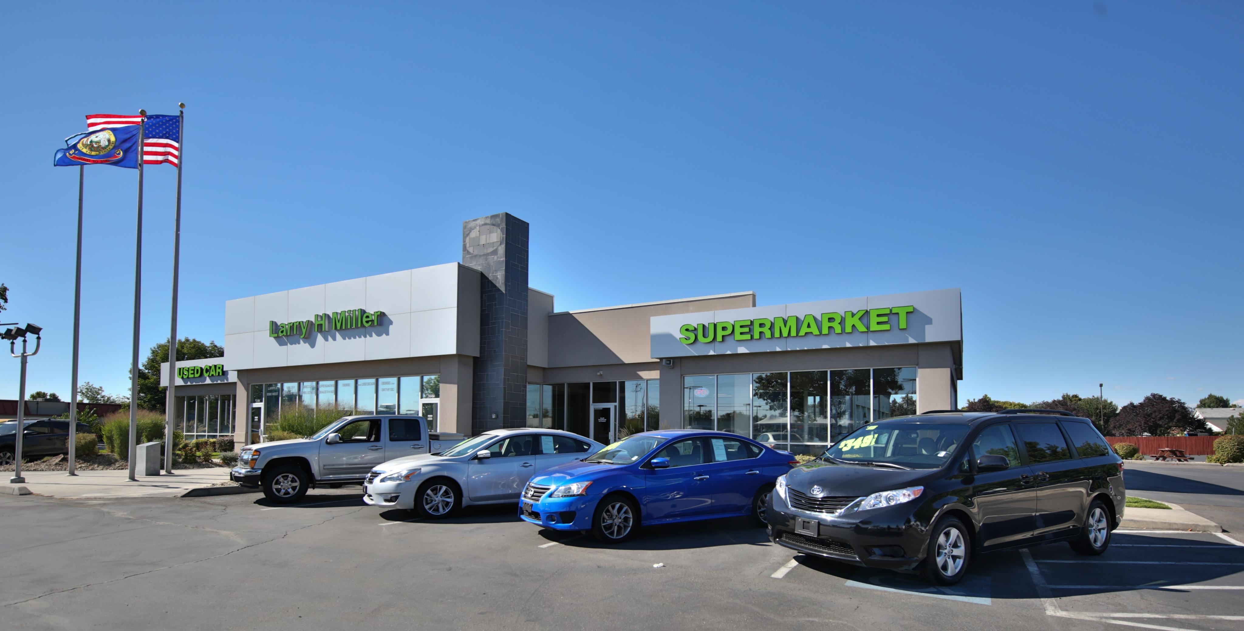 Larry H Miller Used Car Supermarket Boise Boise Id