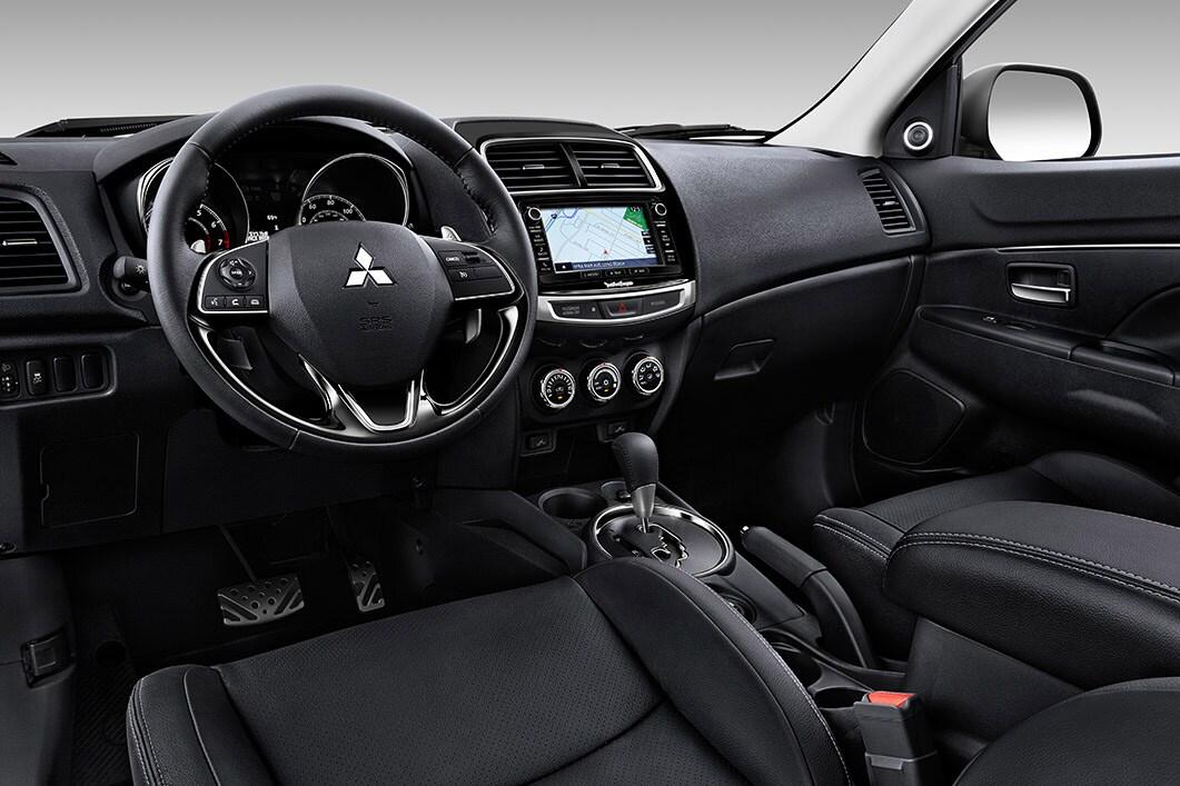 though the 2016 - Mitsubishi Outlander Sport 2016