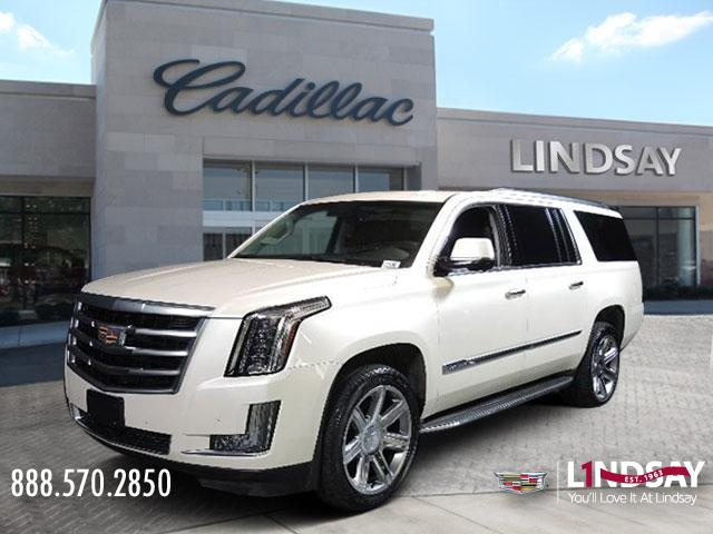 2015 CADILLAC ESCALADE ESV Luxury SUV