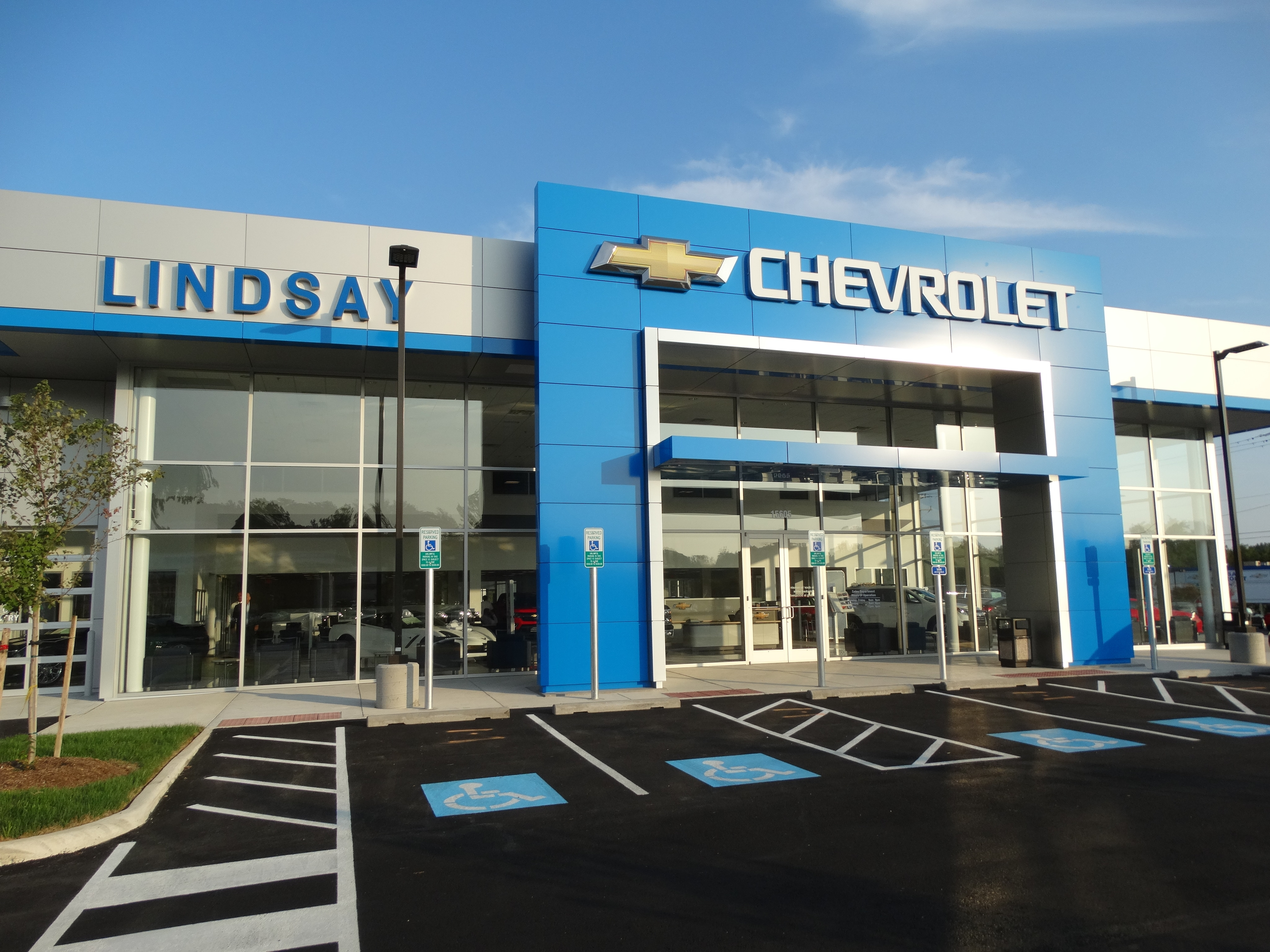 lindsay chevrolet new chevrolet dealership in woodbridge