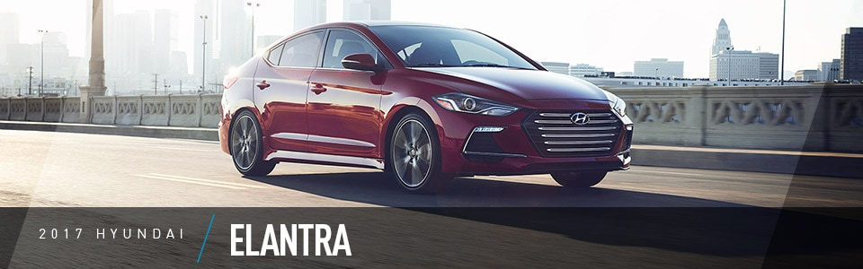 2017 Hyundai Elantra model overview at Linwood Motors Paducah
