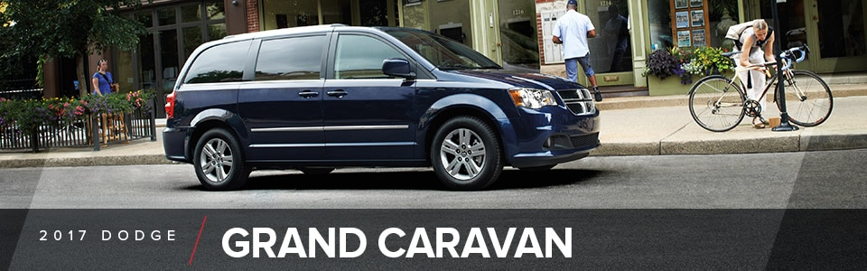 2017 Dodge Grand Caravan at Linwood Motors Metropolis