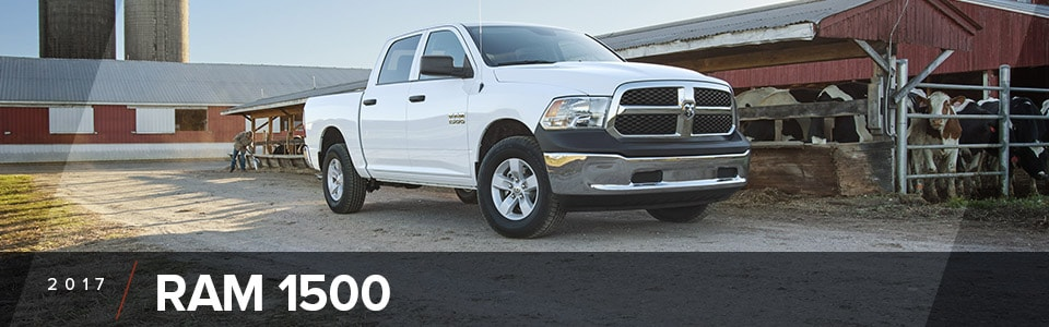 2017 RAM 1500 at Linwood Motors Metropolis