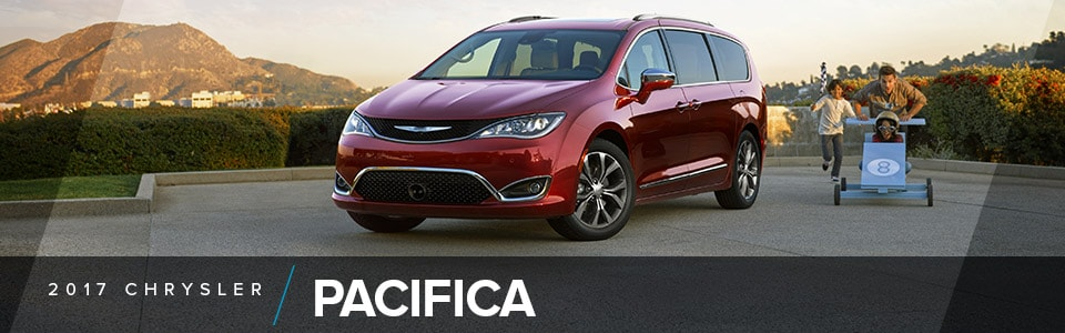 2017 Chrylser Pacifica at Linwood Chrysler Dodge Jeep RAM in Metropolis, IL