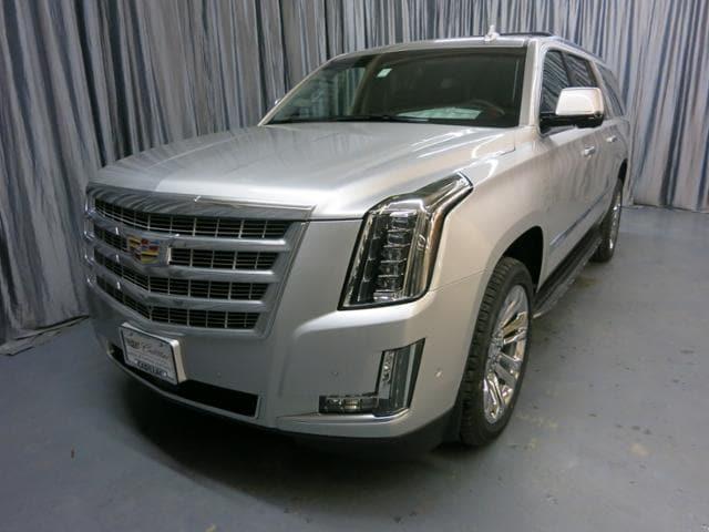 New Cadillac Escalade Esv Suv Premium Luxury Radiant Silver