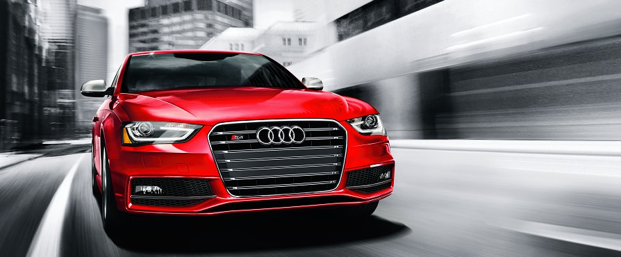 Search for a New Audi A4 S4 in Oxnard, CA