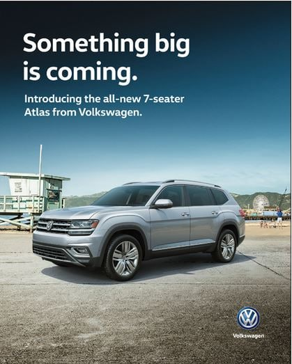 All-New 2018 VW Atlas SUV for Sale in Reno, NV | Lithia Volkswagen of Reno