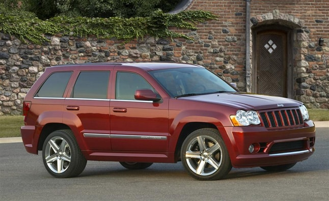 jeep grand cherokee and jeep commander recall. Black Bedroom Furniture Sets. Home Design Ideas