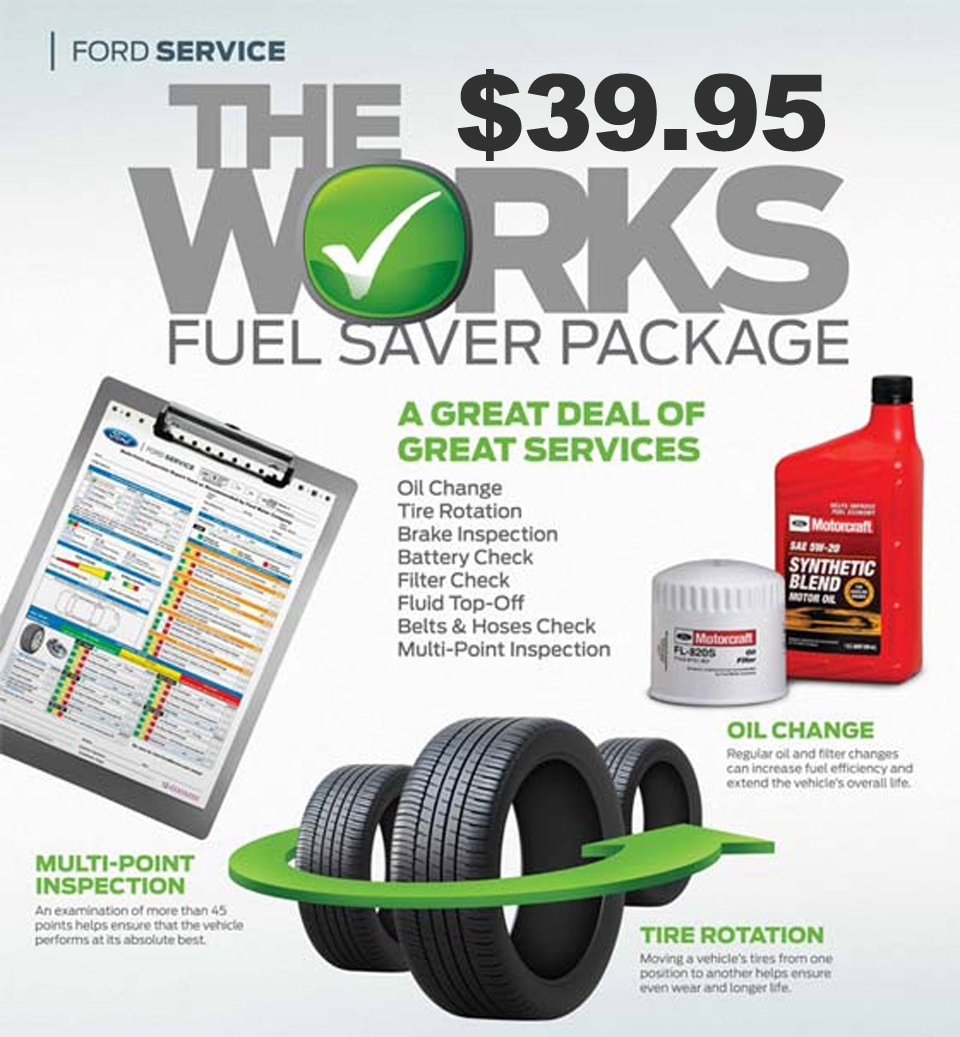 Lincoln, Ford Parts Specials | Livermore Ford Lincoln