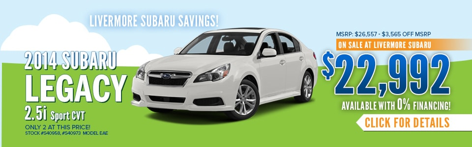 Livermore New Subaru Used Car Dealer In The Bay Area Autos Post