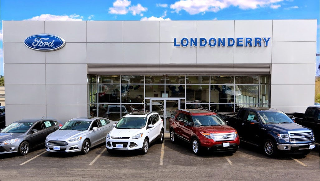 Ford of Londonderry: NH Ford Dealer Serving Manchester