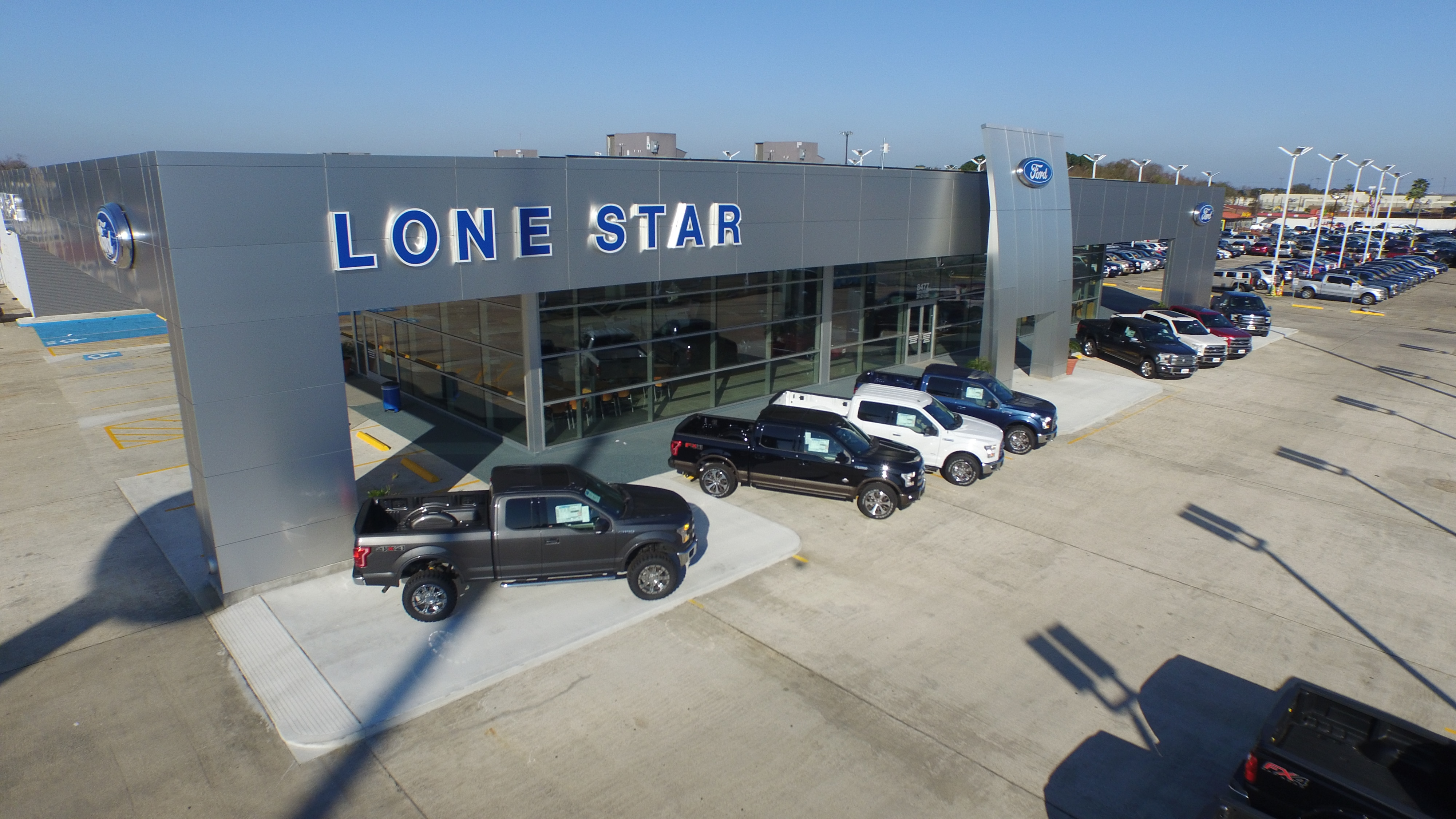 Lone Star Ford Used Car Inventory