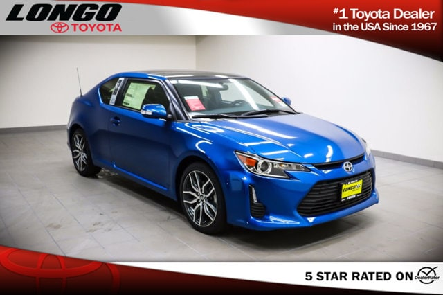 New 2016 Scion tC Coupe Serving Los Angeles