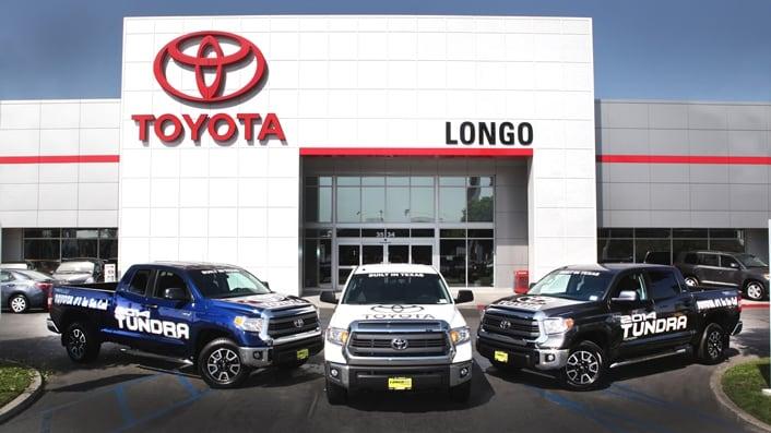 New Toyota Tundra Inventory In El Monte Ca Longo Toyota