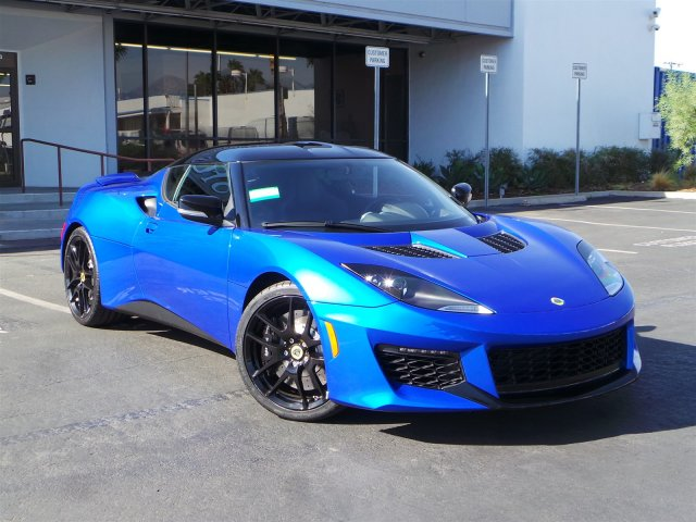 Lotus Evora 400 Blue Collection 13 Wallpapers