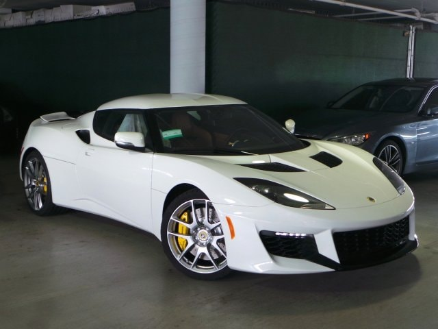 2017 Lotus Evora 400 2+2 IPS Coupe