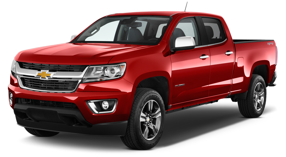 2017 Chevrolet Colorado Special