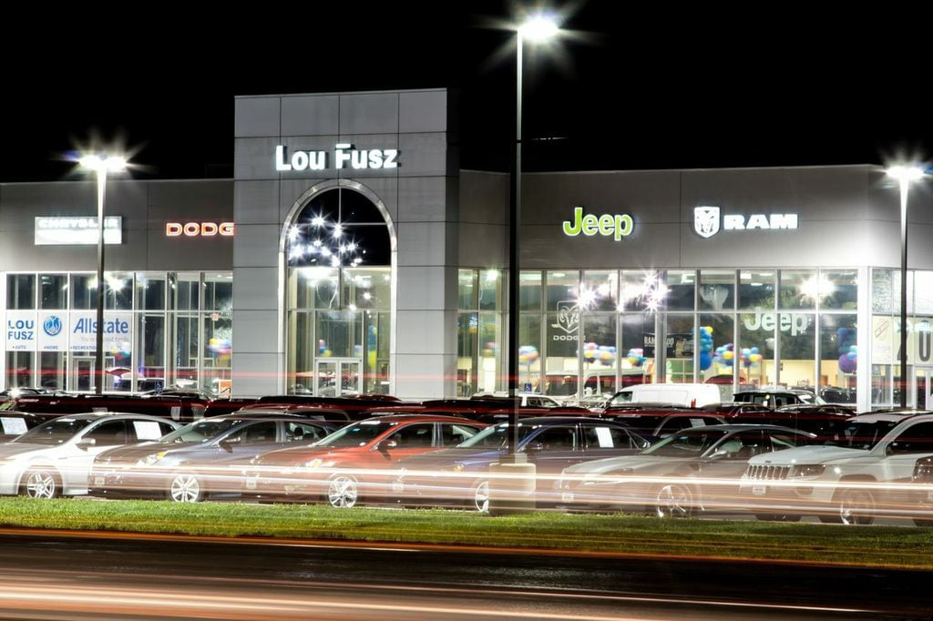 about lou fusz chrysler jeep dodge ram fiat new and used cars and trucks dealership in missouri. Black Bedroom Furniture Sets. Home Design Ideas