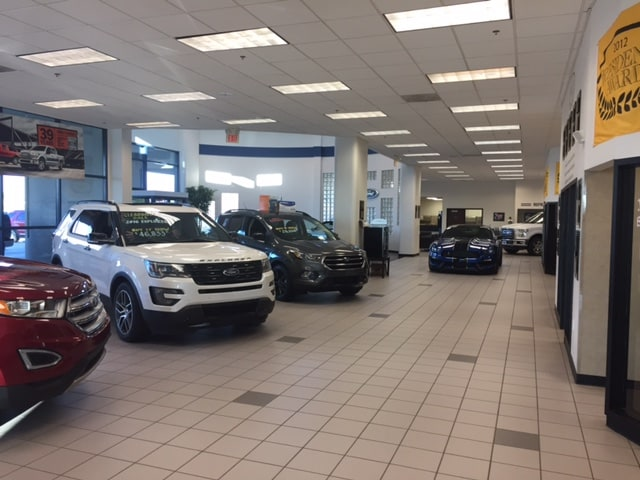 Curious About all the Ford ... & New Ford and Used Car Dealer Serving Louisburg | Louisburg Ford markmcfarlin.com