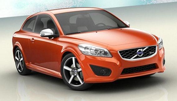 2012 Volvo C30   Lovering Volvo Cars