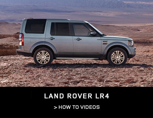 Land Rover Norwood >> How To Videos | Land Rover Norwood