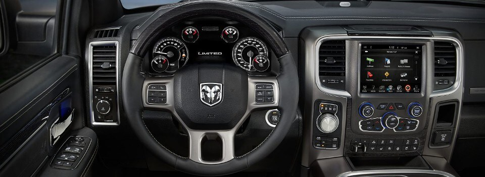 2017 Ram 1500 Technology Features Festus, MO