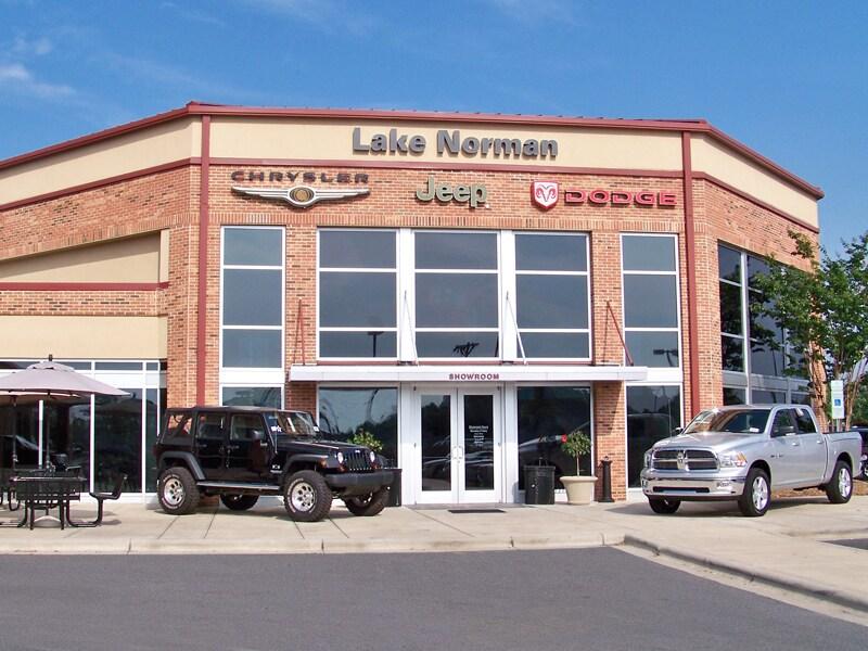 Used Car Dealership Lake Norman Chrysler Dodge Jeep Ram ...