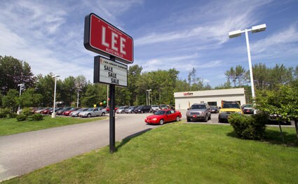 Lee Cars Norway Service Center