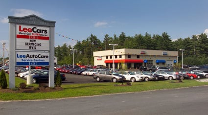 Used Cars and Auto Repair In Windham, Maine | LeeCars Windham