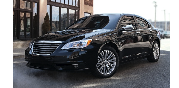 Georgetown Chrysler 200