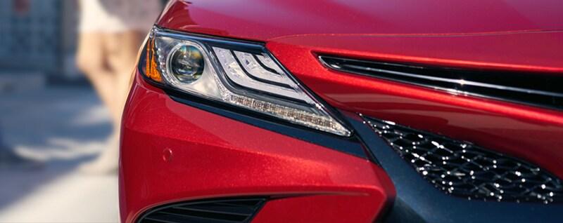 2018 Toyota Camry Headlights