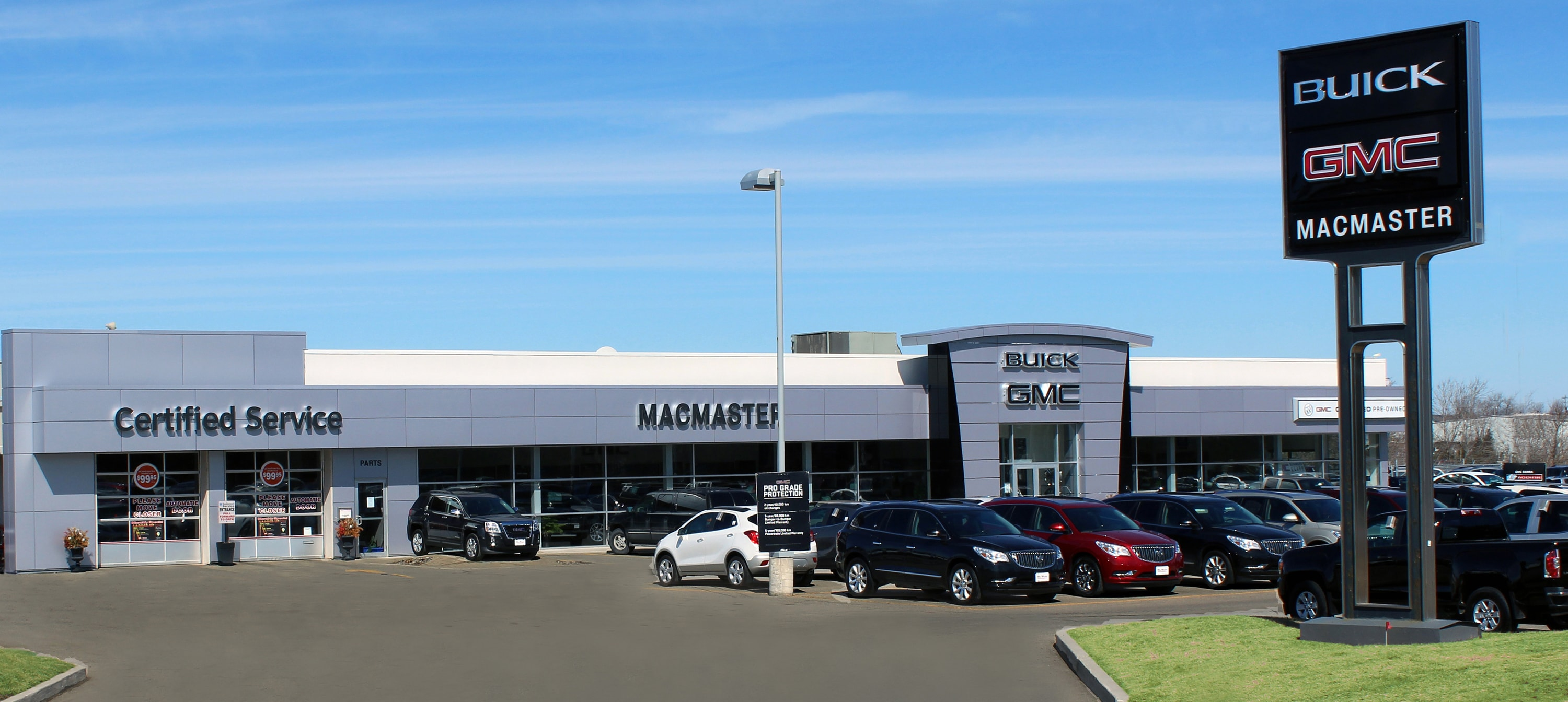 Macmaster Buick Gmc Vehicles For Sale In Orangeville On