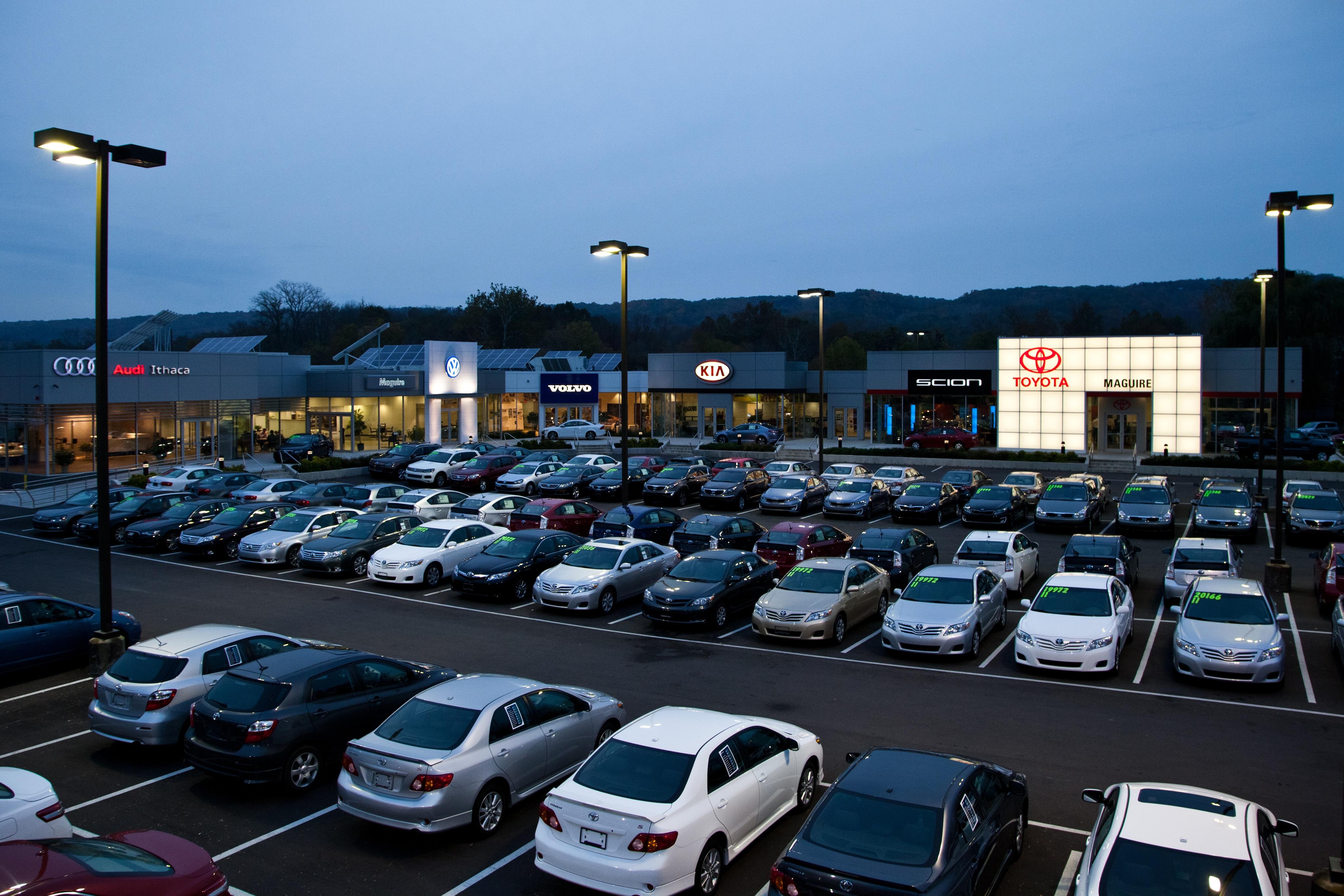 Maguire family of dealerships new volkswagen kia volvo for Honda dealership hours