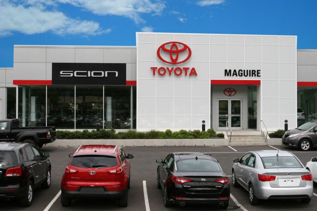 Maguire Toyota Ny