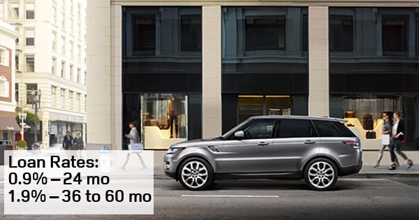 2015 Range Rover Sport HSE - CPO Special for October at Land Rover Hanover & Land Rover Cape Cod