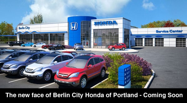 berlin city honda of portland new honda dealership in